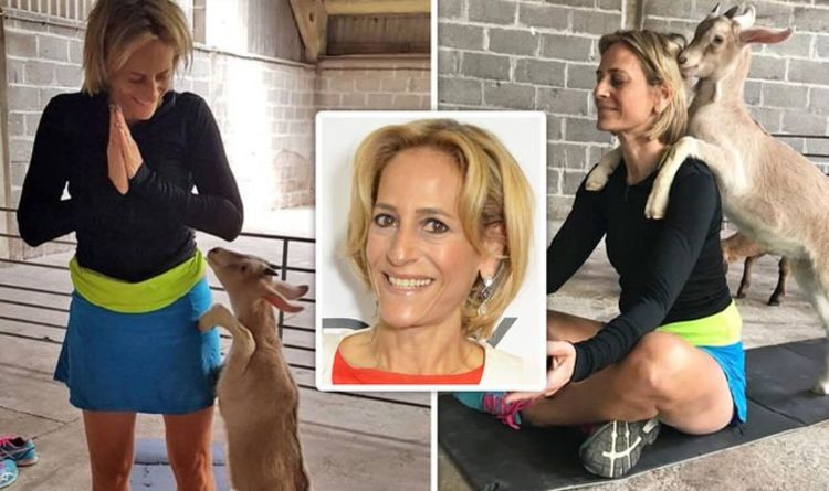 Emily Maitlis sparks frenzy with bizarre activity after Tory leadership debate