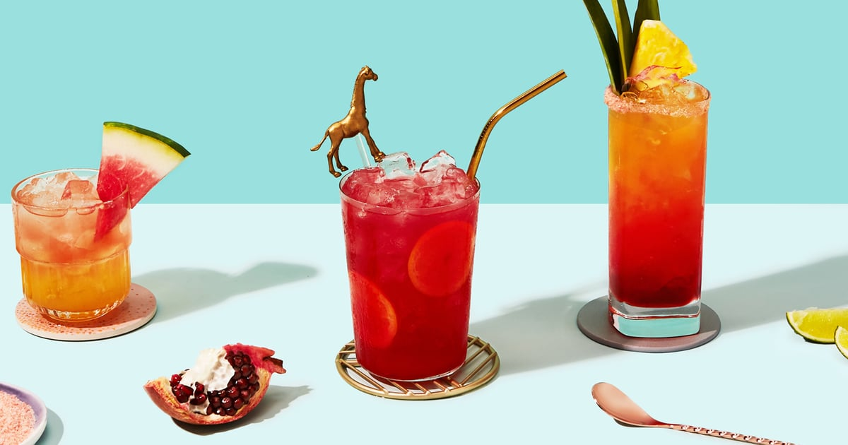Bring These Highly Instagrammable Cocktails to All Your Summer Parties to Wow Your Friends
