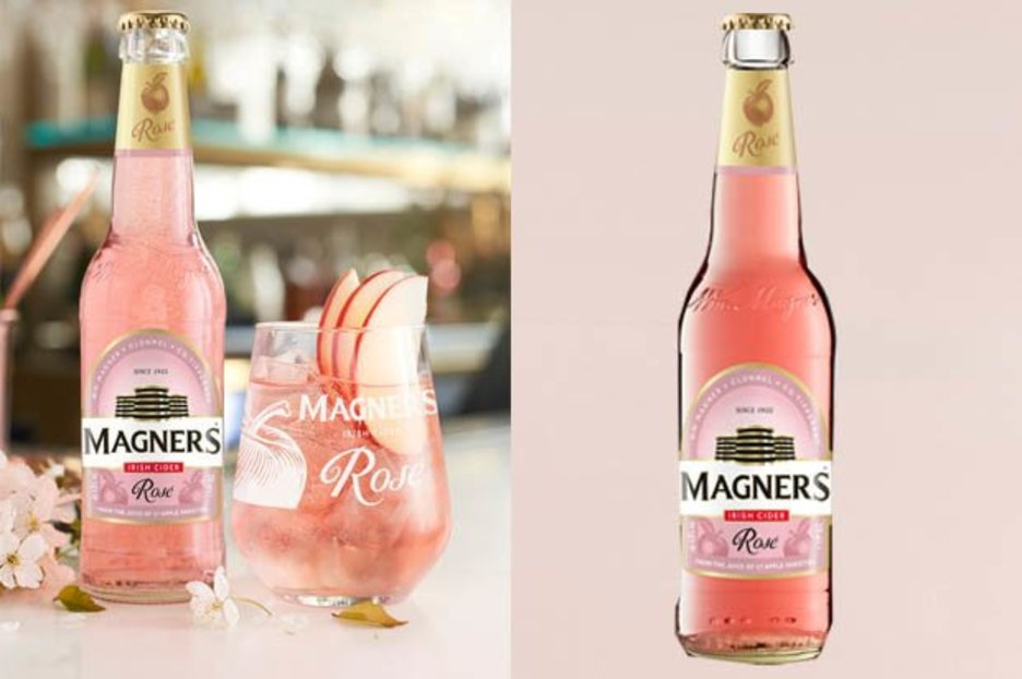 Magners Irish Cider introduces its very own Rosé and it's perfect for summer
