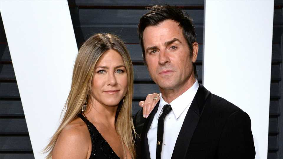 Justin Theroux's Cousin Gave an Update on His Divorce from Jennifer Aniston