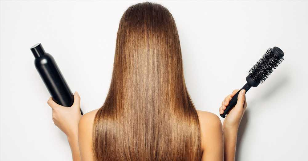 The $28 Frizz-Fighting Spray Everyone Is Obsessed With