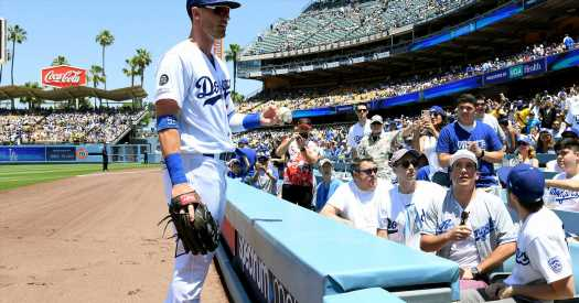 After Fan Is Hit by a Cody Bellinger Foul, Dodgers Say They Are Studying Extra Netting