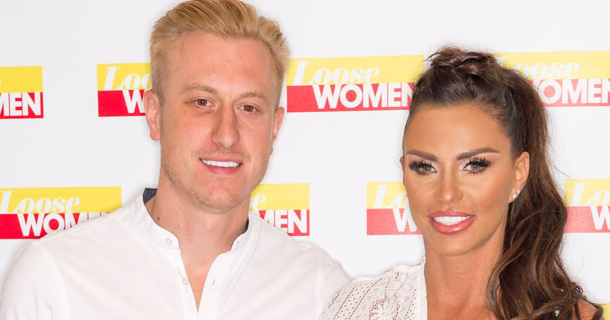 Katie Price 'trying for twins' with Kris Boyson as they visit fertility clinic