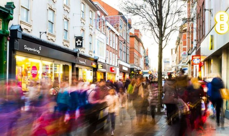 New study reveals what makes the perfect British high street