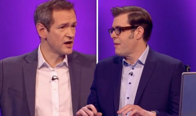 Pointless host Alexander Armstrong stunned as Richard Osman almost makes huge blunder