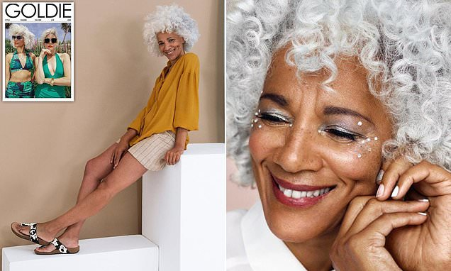 Woman, 58, almost misses modelling opportunity thinking it's a scam