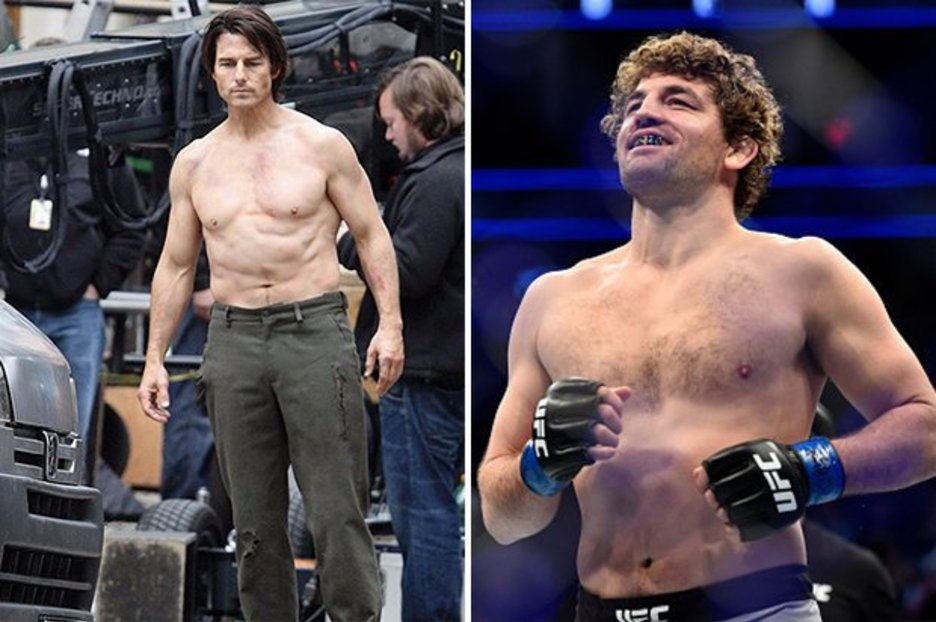 UFC legend offers to train Tom Cruise so he can destroy 'wimp' Justin Bieber in cage match