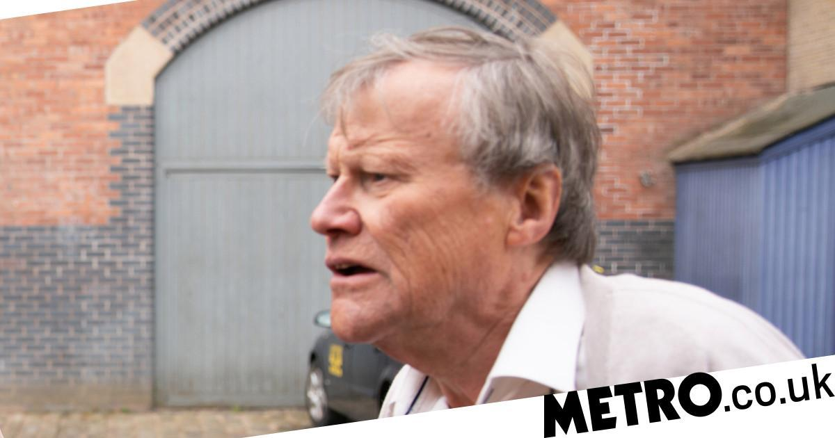 Roy Cropper is brutally attacked in Corrie