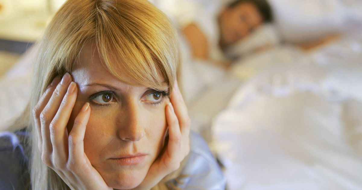 Women lose out on three hours of sleep a night – and men are partly to blame