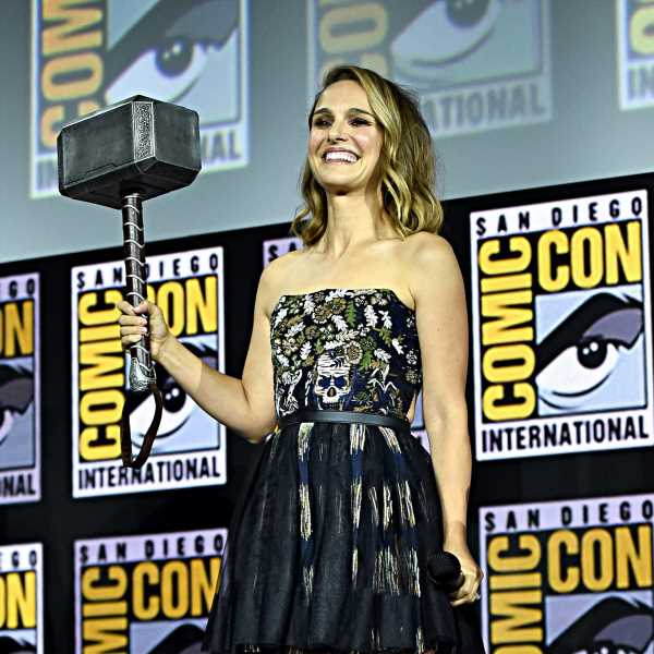 Marvel Just Announced Natalie Portman Is Picking Up The Hammer To Play Thor In Phase 4