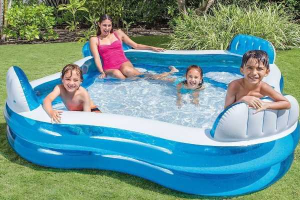 Amazon Prime Day 2019 deals – Massive inflatable swimming pool with seats for bargain price