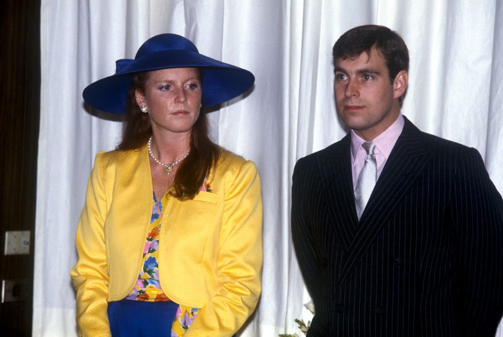 Would Sarah Ferguson Keep Her Title As the Duchess of York If Prince Andrew Got Remarried?