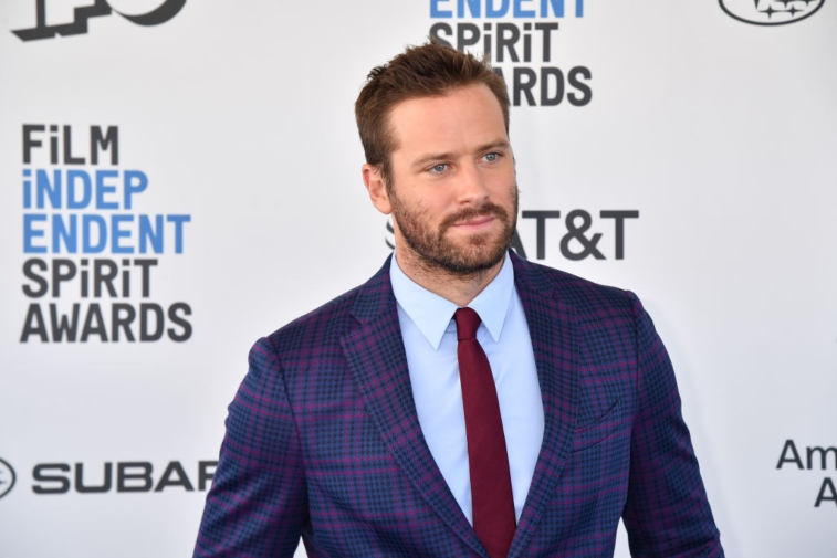 This Is Why Armie Hammer Was Trending and Why Some People Wanted to Call the Police