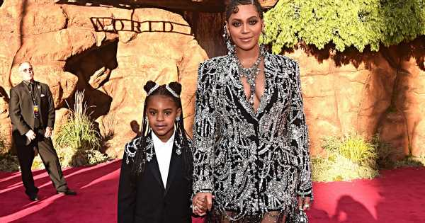 """Winning Just Like Her Mama: Blue Ivy's """"Brown Skin Girl"""" Feature Earns Her a Hot 100 Entry"""