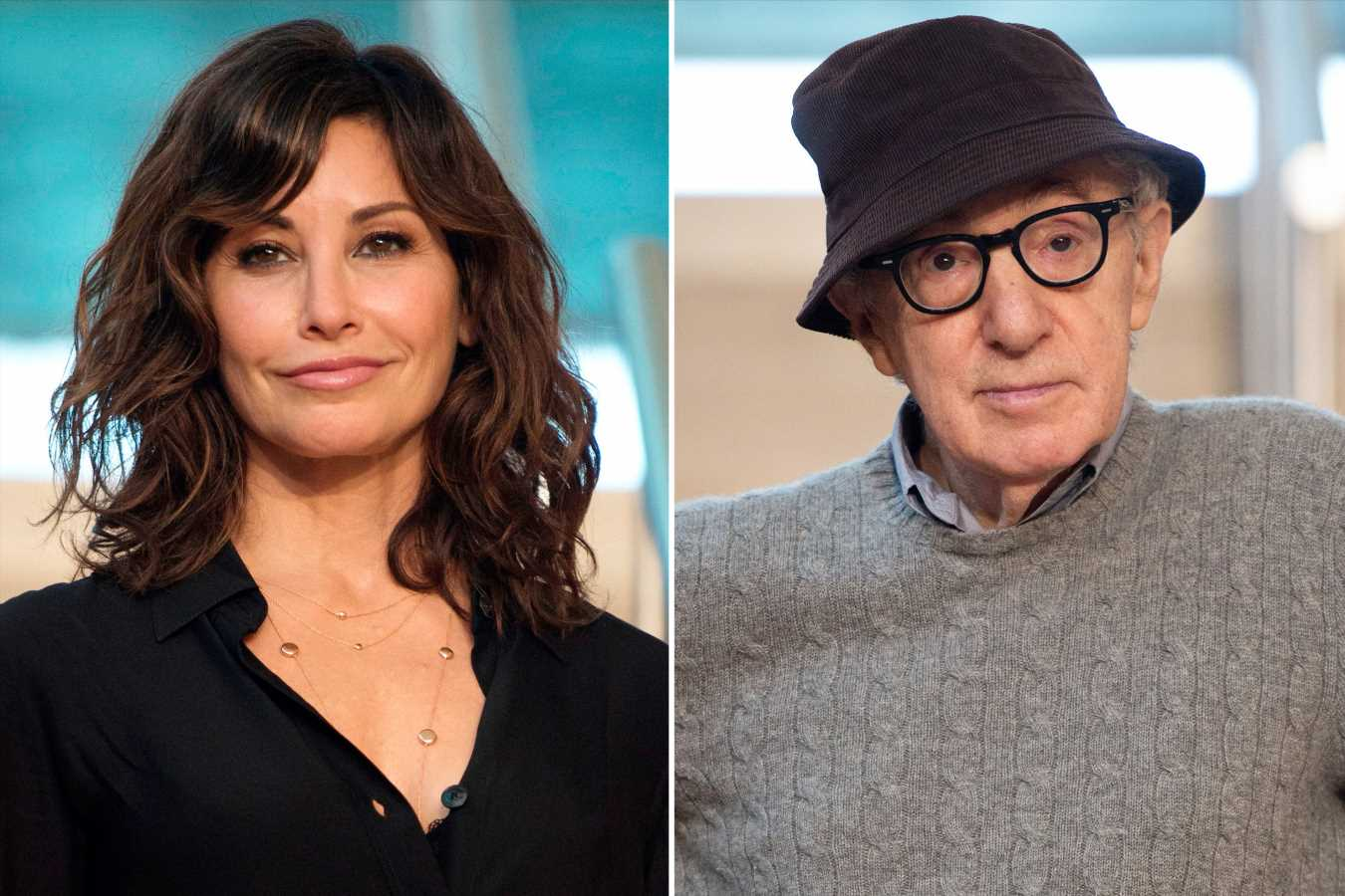 Gina Gershon Says Working with Woody Allen 'Feels Like a Dream Come True'