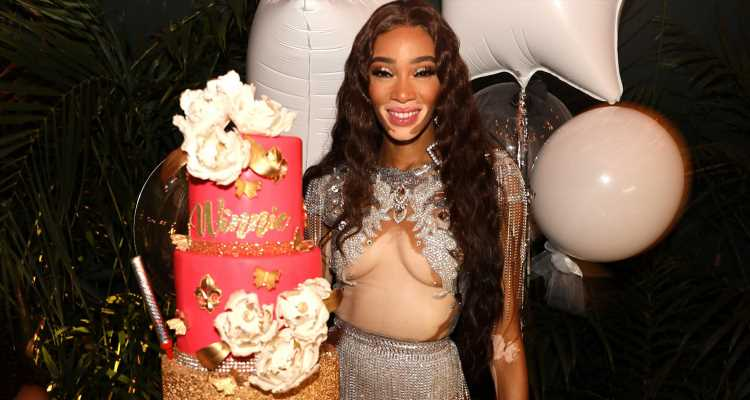 Winnie Harlow Rings In Her 25th Birthday With Miami Bash!