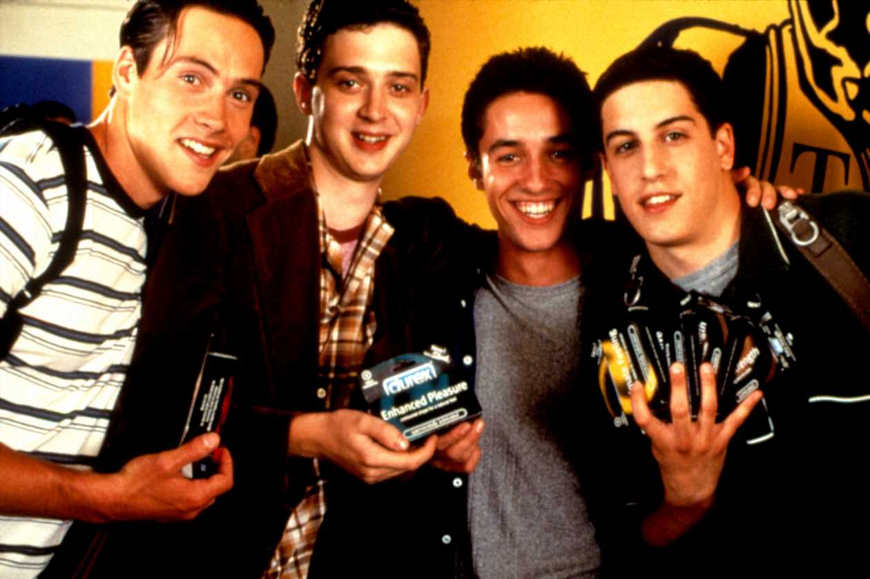 Then and now: The cast of 'American Pie' 20 years later