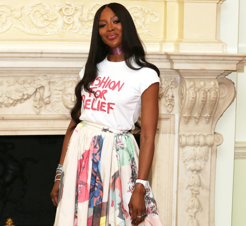 Naomi Campbell Claims French Hotel Blocked Her From Entering Event Due To Her Skin Color