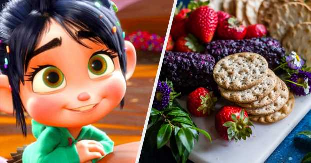Pick Food In Every Color To See Which Non-Disney Princess You Are