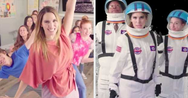"""The Cast Of """"Even Stevens"""" Just Recreated """"We Went To The Moon In 1969"""" And I'm Screaming"""