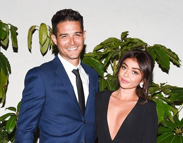 The Real Reason Wells Adams Was So Nervous Proposing to Sarah Hyland
