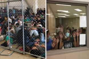 These Pictures Reveal How Immigrants Are Crammed Into Small Spaces At Border Patrol Facilities