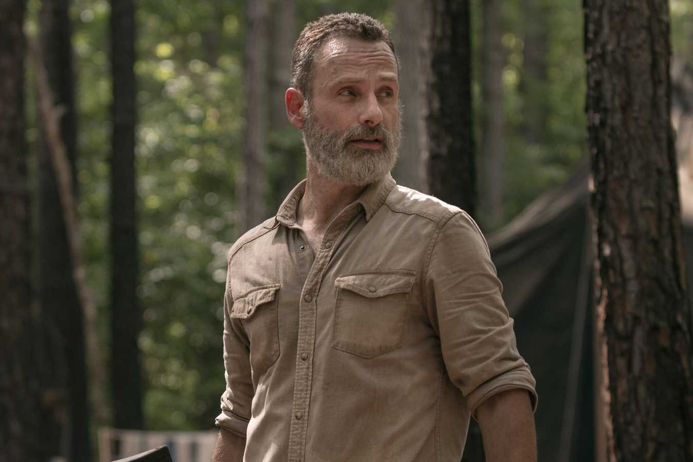 The Walking Dead exclusive: Andrew Lincoln will not direct in season 10