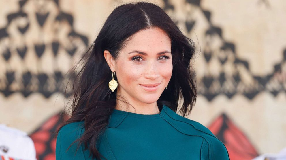 Meghan Markle launching clothing line for women's charity