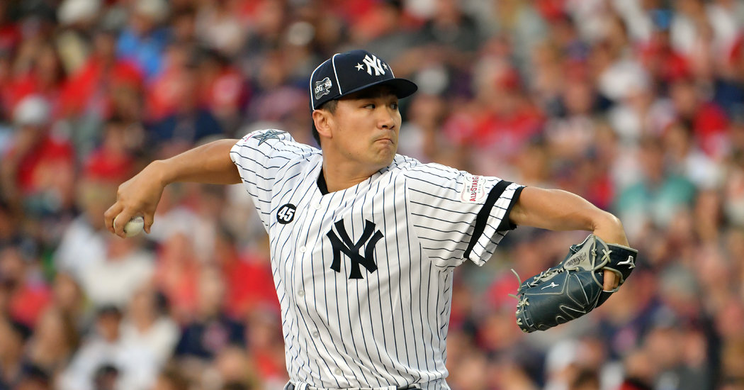 For the Second Half, the Yankees Have a Short Wish List: Pitching