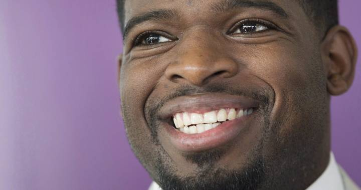 """New Jersey surprises PK Subban with 'limousine ridin', jet flyin"""" Ric Flair intro"""