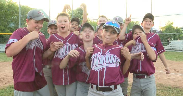 Late rally by Toronto falls short as Ottawa West captures Ontario Little League baseball title