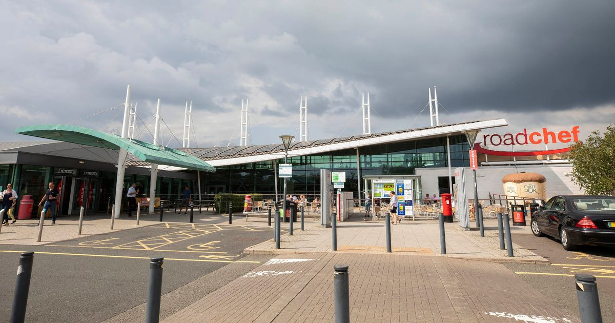 Inside Britain's best motorway service station as voted by customers