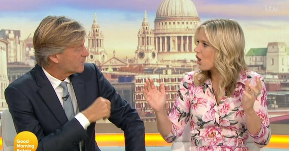 Charlotte Hawkins says she gets goosebumps over encounter with Harvey Weinstein