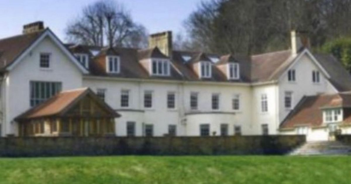 'Swingers mansion' with sex swings and 50 Shades of Grey Red Room goes on sale