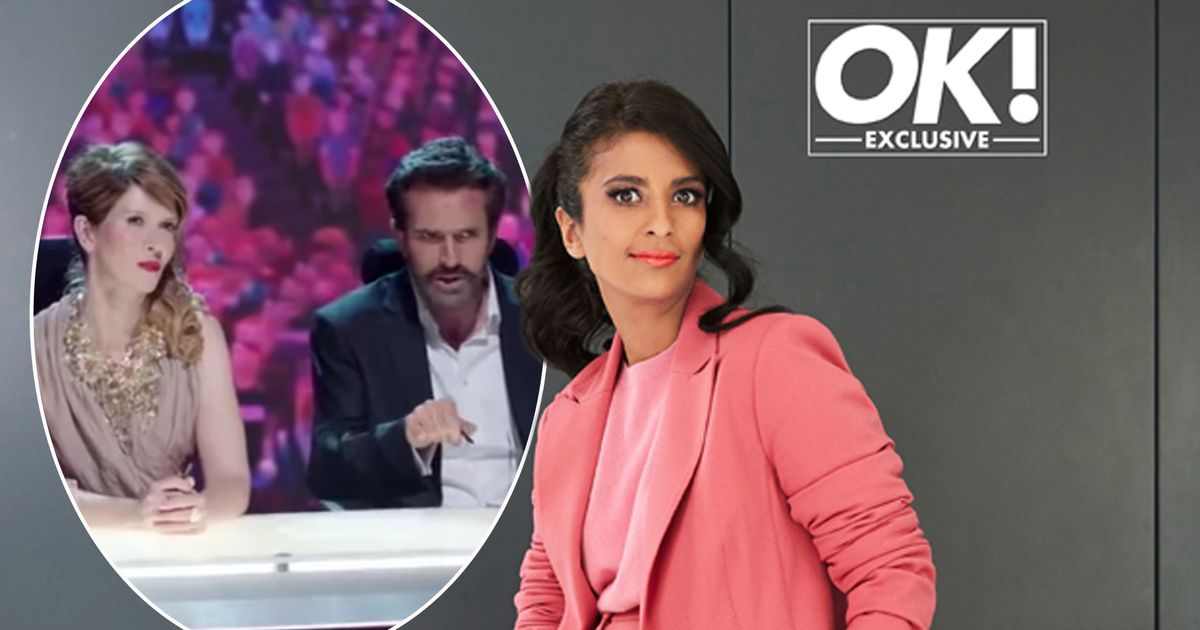 Konnie Huq opens up on Netflix series Black Mirror as she reveals what it's like to co-write an episode