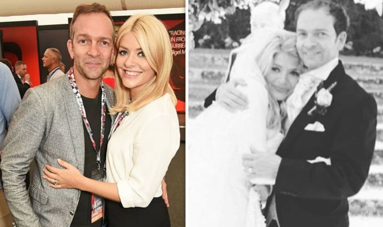 Holly Willoughby husband: Who is Holly Willoughby married to? How old is he?