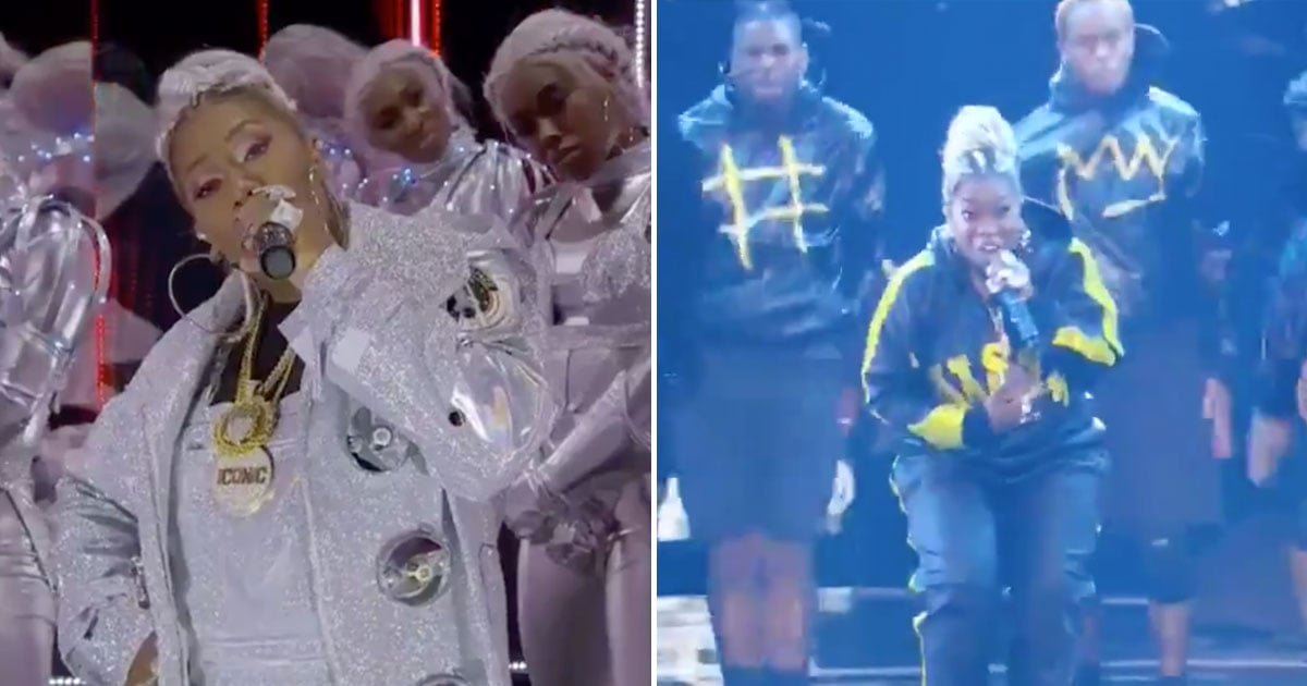 We'd Watch Missy Elliot's VMAs Vanguard Performance on Replay Forever Because It's THAT Good
