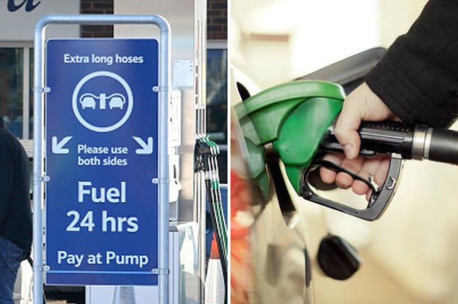 Tesco offering motorists 10p off a litre of fuel for two weeks – but there's a catch