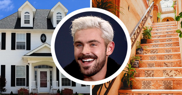 Design The Perfect Home And We'll Give You A Celebrity Roommate