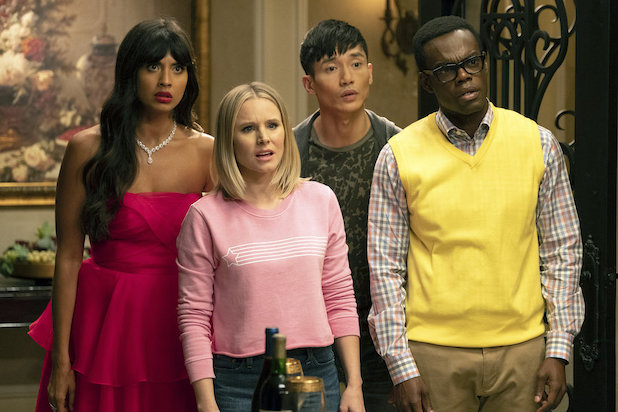 Mike Schur Explains How the 'Objective' of 'The Good Place' Changed