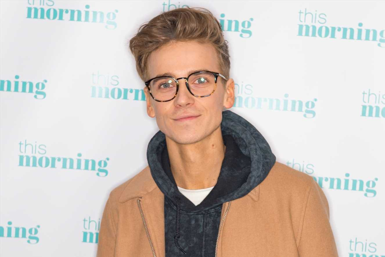 Strictly star Joe Sugg launches acting career with West End role in hit musical Waitress – The Sun