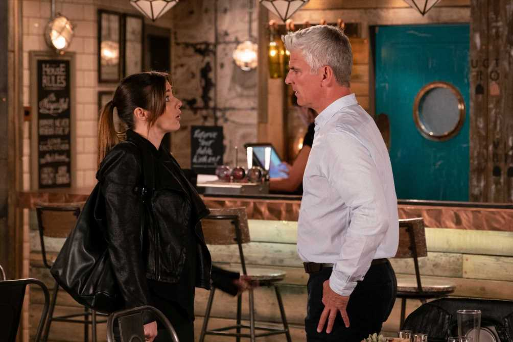 Coronation Street spoilers: Robert Preston gets caught out on CCTV – and Michelle Connor realises he's lying
