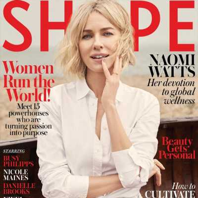 Naomi Watts, 50: 'As you get older, you have to work harder to keep muscle tone'
