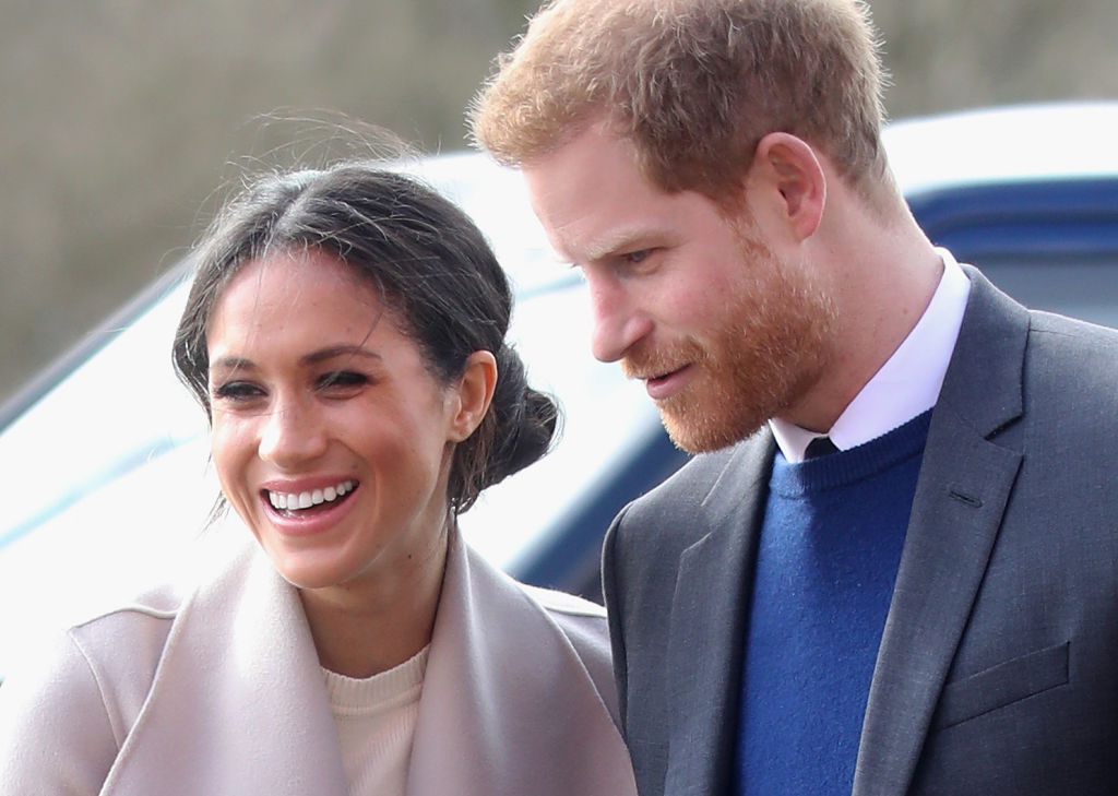 Despite All the Drama, Prince Harry and Meghan Markle Are Happier Than Ever Right Now