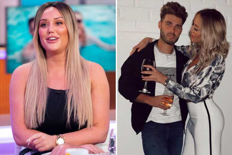 Charlotte Crosby hints she's pregnant with 'babies' as Joshua Ritchie's mum comments about having a grandchild – The Sun