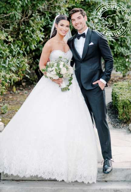 The Most Stunning Bachelor Nation Wedding Photos That Look Straight Out of a Fairy Tale