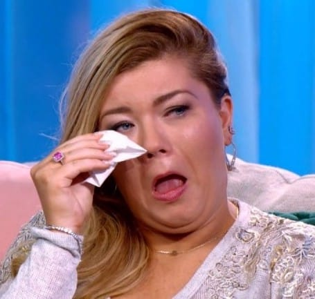 Amber Portwood: On the Verge of Mental Breakdown Following Arrest?