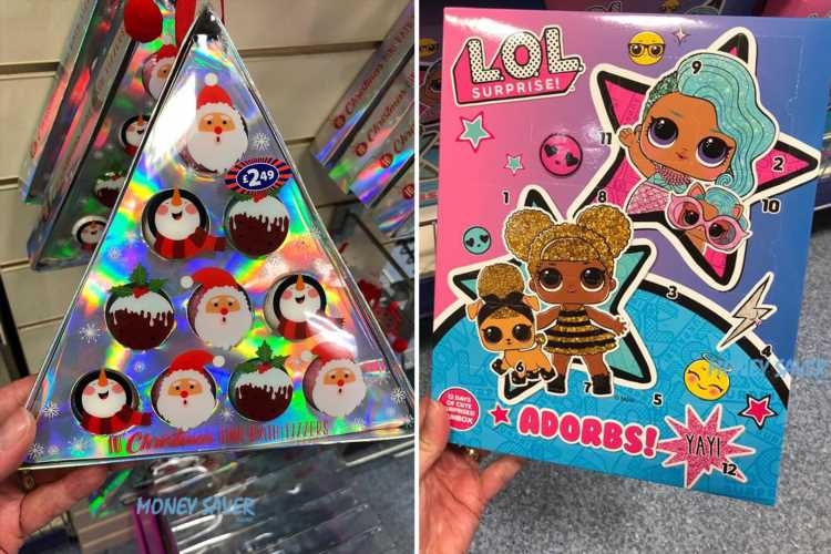B&M is already selling advent calendars including one with LOL Surprise toys