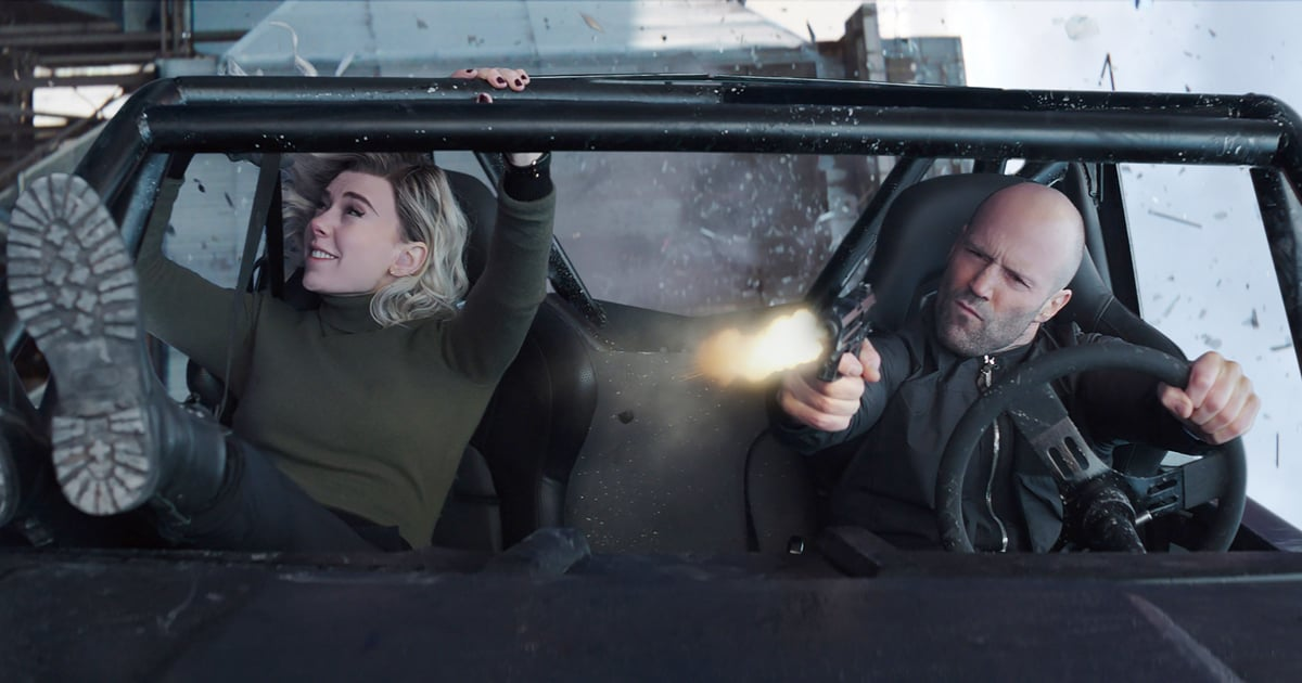 Vanessa Kirby and Jason Statham's Age Difference in Hobbs and Shaw Has Fans Confused
