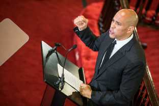 """Cory Booker Says White Supremacy Is Fueled By A """"Dangerous Tolerance"""""""